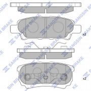 Тормозные колодки HI-Q SP2111