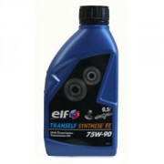 Синтетическое трансмиссионное масло Elf Tranself SYNTHESE FE 75W90 GL4/GL5