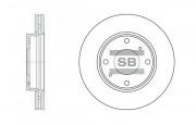 Тормозной диск HI-Q SD1016
