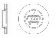 Гальмівний диск HI-Q SD1019
