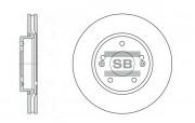 Гальмівний диск HI-Q SD1036