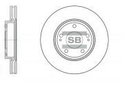 Гальмівний диск HI-Q SD1048