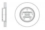 Тормозной диск HI-Q SD1051
