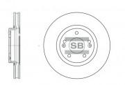 Тормозной диск HI-Q SD1055