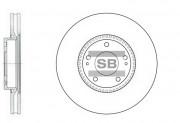 Гальмівний диск HI-Q SD1069