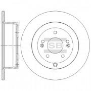 Тормозной диск HI-Q SD1082