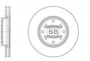 Тормозной диск HI-Q SD2029