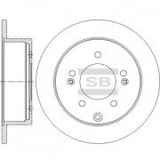 Тормозной диск HI-Q SD2042