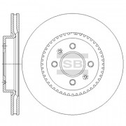 Тормозной диск HI-Q SD2043