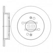 Тормозной диск HI-Q SD2045