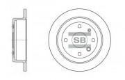Тормозной диск HI-Q SD3008