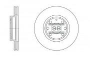 Тормозной диск HI-Q SD3012
