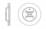 Тормозной диск HI-Q SD3017
