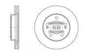Тормозной диск HI-Q SD3024