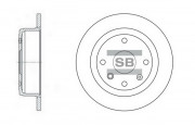 Тормозной диск HI-Q SD3033