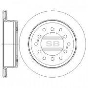 Тормозной диск HI-Q SD4027
