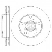 Тормозной диск HI-Q SD4032