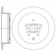 Тормозной диск HI-Q SD4035