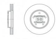 Тормозной диск HI-Q SD4202