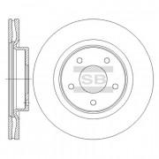 Тормозной диск HI-Q SD4223