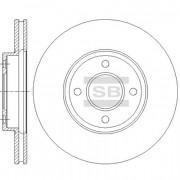 Тормозной диск HI-Q SD4235