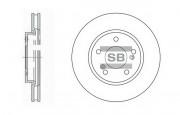 Тормозной диск HI-Q SD4312