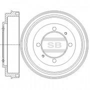 Тормозной диск HI-Q SD4318