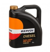 Моторное масло Repsol Diesel Turbo UHPD Mid Saps 10W-40