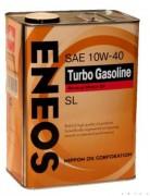 Моторное масло Eneos Turbo Gasoline SL 10W-40