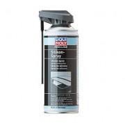 Бесцветная смазка-силикон Liqui Moly Pro-Line Silikon-Spray (аэрозоль 400ml)