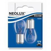 Комплект ламп накаливания Neolux Standard N380-02B P21/5W (BAY15D)