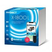 Автосигналізація Pandect X-1800L з автозапуском, GSM, Bluetooth