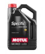 Моторное масло Motul Specific VW 508.00 509.00 0W-20