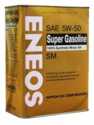 Моторное масло Eneos Super Gasoline SM 5W-50