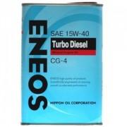 Моторное масло Eneos Turbo Diesel CG-4 15W-40