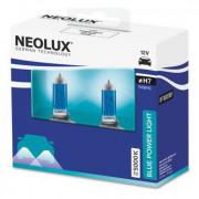 Комплект галогенных ламп Neolux Blue Power Light N499HC-SCB (H7)