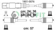 Комплект высоковольтных проводов зажигания PROFIT 1801-0076