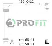 Комплект высоковольтных проводов зажигания PROFIT 1801-0122