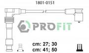 Комплект высоковольтных проводов зажигания PROFIT 1801-0151