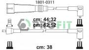 Комплект высоковольтных проводов зажигания PROFIT 1801-0311