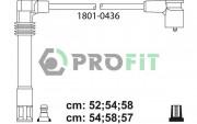 Комплект высоковольтных проводов зажигания PROFIT 1801-0436