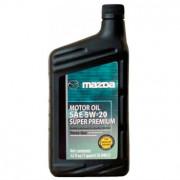 Оригинальное моторное масло Mazda Super Premium 5W-20 (0000775W20QT) 946мл