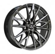 Диски Replica LX954 (для Lexus) насыщенные черные
