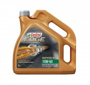 Моторное масло Castrol EDGE Supercar 10W-60
