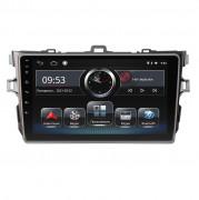 Штатная магнитола Incar PGA2-1451 DSP для Toyota Corolla 2009-2012 (Android 8.1)