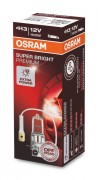 Лампа галогенная Osram Off-Road Super Bright Premium 62201SBP (H3)