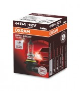 Лампа галогенная Osram Off-Road Super Bright Premium 69006SBP 9006 (HB4)