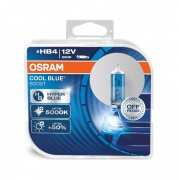 Комплект галогенных ламп Osram Cool Blue Boost 69006CBB-HCB Duobox (HB4)