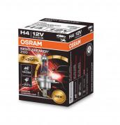 Лампа галогенная Osram Night Breaker 200 64193 NB200 +200% (H4)