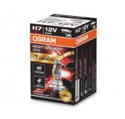 Лампа галогенная Osram Night Breaker 200 64210 NB200 +200% (H7)